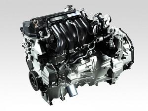 Honda SPORT HYBRID Engine