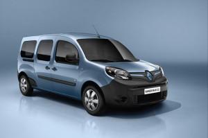 Kangoo Maxi Van Facelift