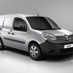 Kangoo Van Facelift - Front View