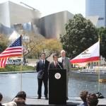 LA Welcomes Formula E - Mayor Villaraigosa