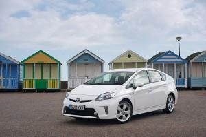 Toyota Prius marks three million worldwide sales