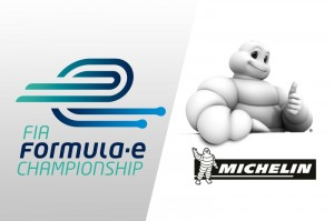 Michelin Tyres for Formula E