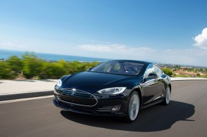 Tesla Model S European Pricing