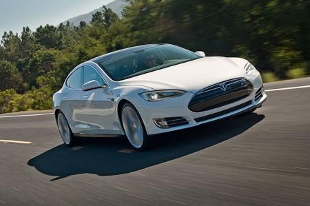 Tesla Motors Model S Partial Recall