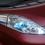 New Nissan Leaf Headlight