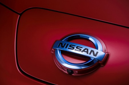 New Nissan Leaf Badge