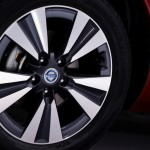 New Nissan Leaf Wheel