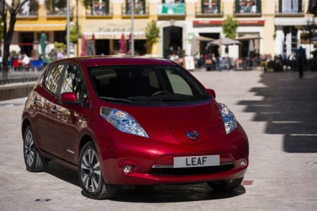 Nissan LEAF best-selling EV ever