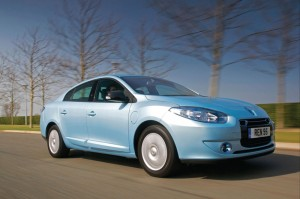 Renault Fluence Electric Car