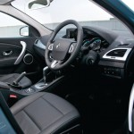Renault Fluence Z.E. Electric Car - Interior, front