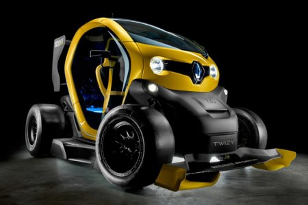 Renault Twizy F1 Renaultsport
