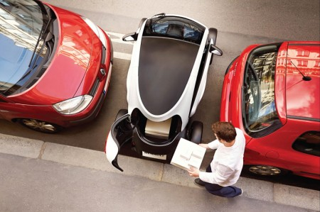 Renault Twizy Cargo - Electric Car