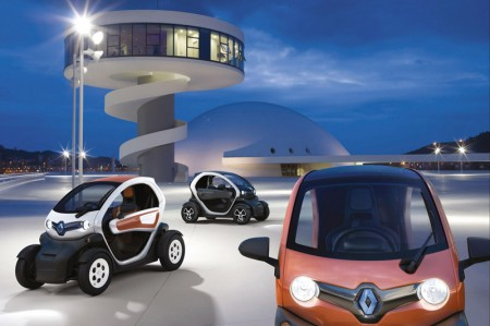 Renault Twizy Electric Car
