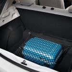 Renault ZOE Electric Car - Boot capacity