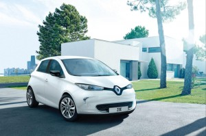 The new Michelin Energy™ E-V tyre to equip the Renault ZOE