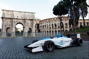 Rome first european city to welcome the FIA Formula E Championship