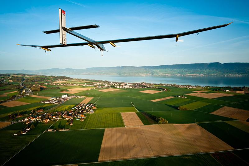 Solar Impulse, Solar Powered Airplane