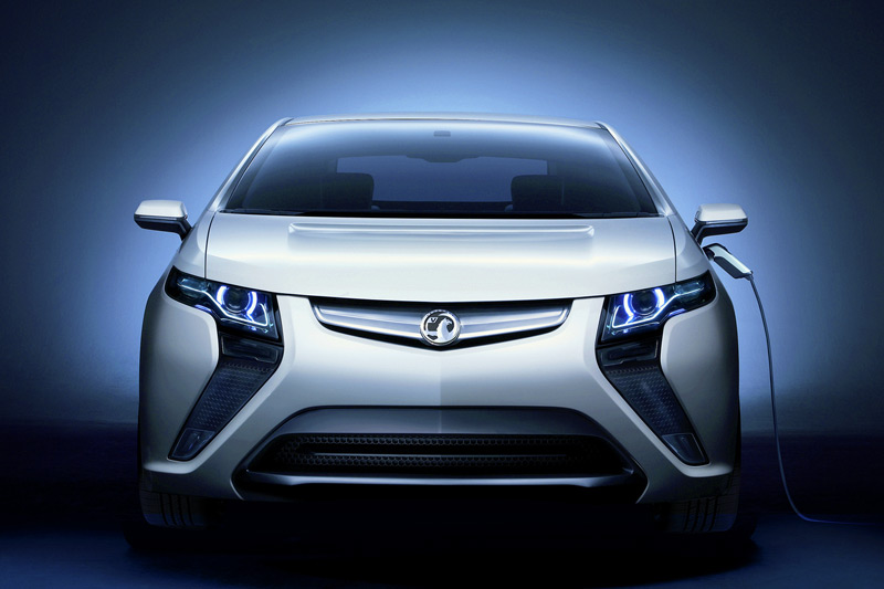 Vauxhall Ampera gets power and refinement from VOLTEC propulsion system