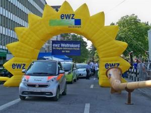 Wave Trophy Rally 2013 gets under way in Eichgraben, near Vienna June 28th 2013