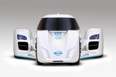 Nissan Zeod RC - Front View