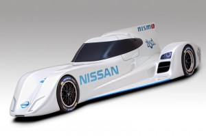 Nissan Zeod RC - Front Quarter View