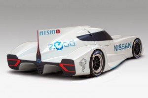 Nissan Zeod RC - Rear View