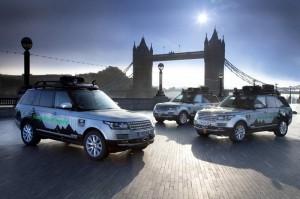 Range Rover Hybrid Silk Trail
