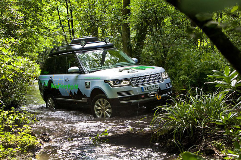 Land Rover Launches Its First Hybrid Range Rover Models.