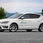 SEAT Leon Verde hybrid electric prototype