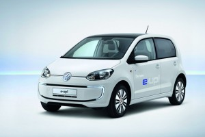 Volkswagen's e-up! EV to debut at the Frankfurt Motorshow