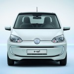 Volkswagen e-up! - Front view