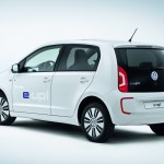 Volkswagen e-up! - Rear quarter