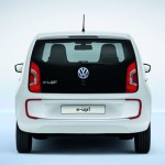 Volkswagen e-up! - Rear view