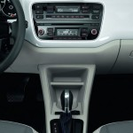 Volkswagen e-up! - Centre console
