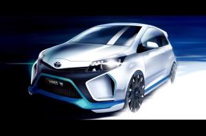 Toyota Yaris Hybrid-R