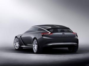 Vauxhall/Opel Monza Concept - Rear