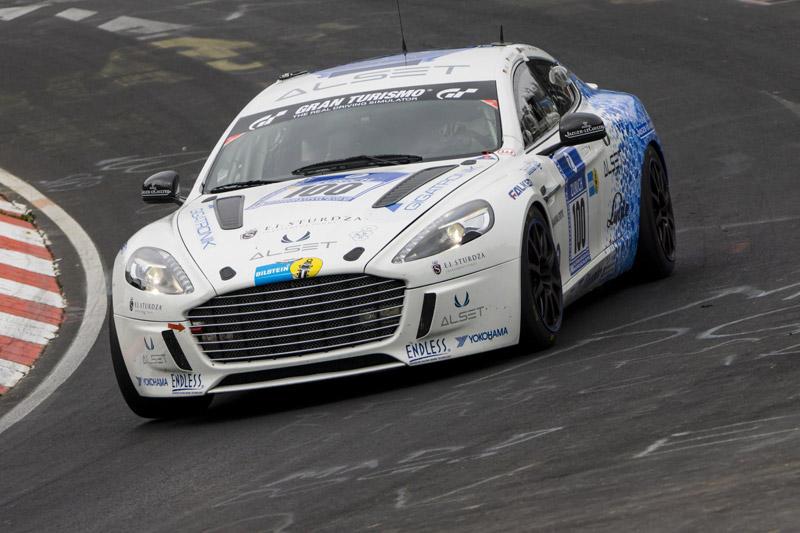 Aston Martin Hydrogen Rapide S
