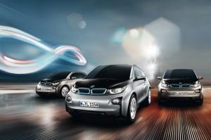 IAA 2013 Keyvisual BMW i