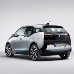 BMW i3 - Rear quarter