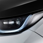 BMW i3 - Headlight detail