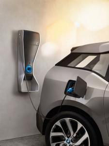 BMW i3, Wallbox Charging