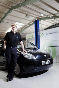 Hyperdrive managing director, Stephen Irish
