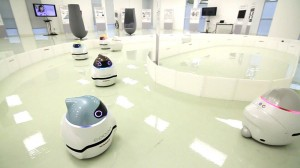 Nissan EPORO Robots