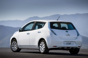 Nissan Leaf first electric vehicle on Motability scheme