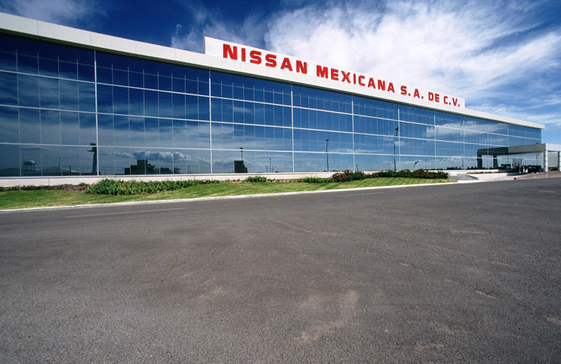 Nissan's Renewable Energy Powered Factory in Mexico