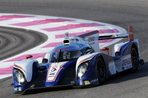 Toyota Hybrid TS030 at Goodwood Festival of Speed