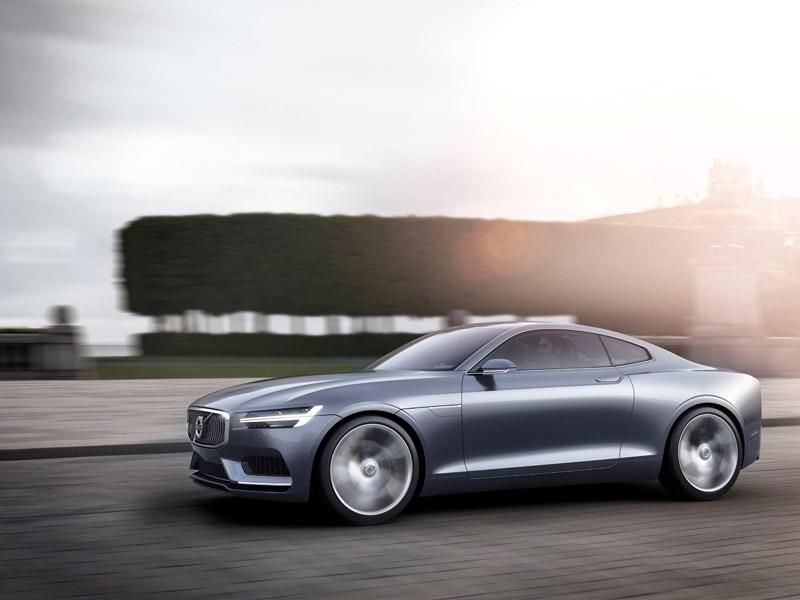 Volvo Concept Coupé hybrid