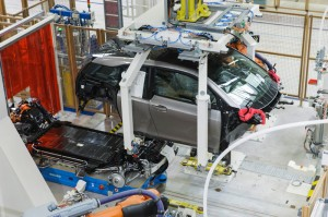 BMW i3 Production Line, Leipzig - Germany