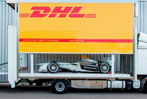 DHL today become the new logisitcs partner for the FIA Formula E Championship