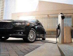 Ford launches new workplace charging network